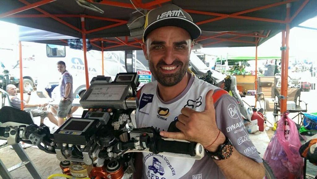 Dakar 2015: Ivan Jakes se adjudica la etapa tras las penalizaciones por cambio de motor   Competición
