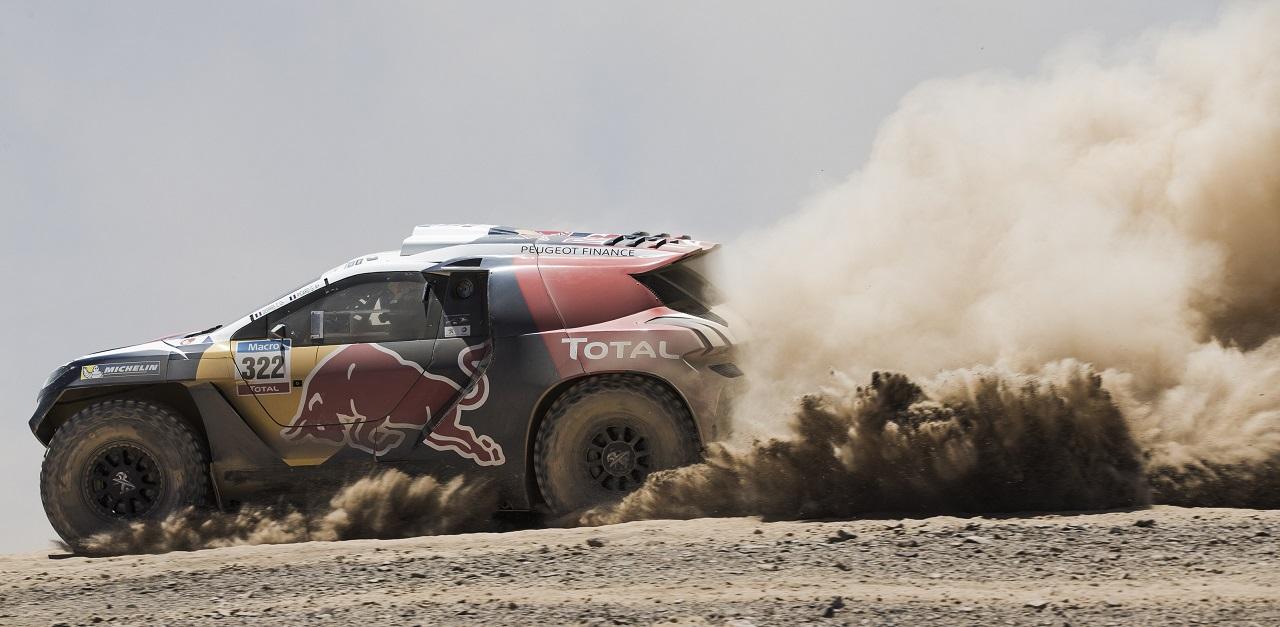 Peugeot 2008 DKR 2016 Dakar