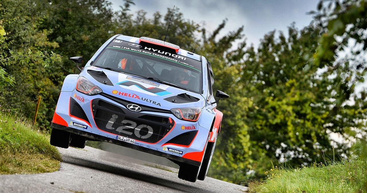 AUTOMOBILE: Rally du Deutschland - WRC -21/08/2014