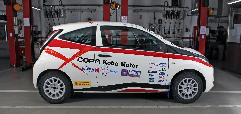 Copa Kobe Motor 2015 0