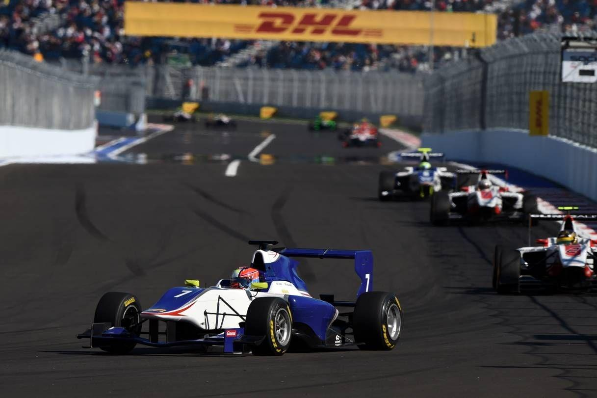Dean Stoneman 2014 Sochi GP3