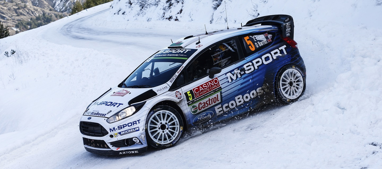 Ford Fiesta RS WRC Temporada 2015 Rally Portugal