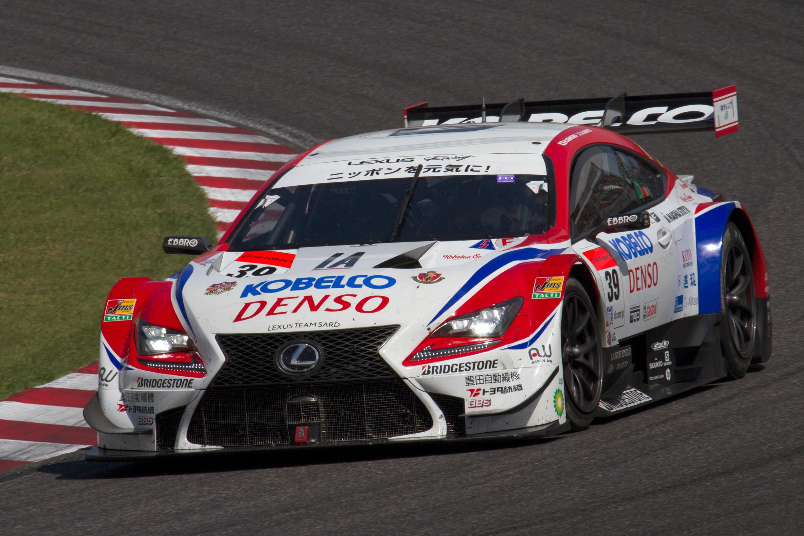 Lexus Team Sard Suzuka 2014
