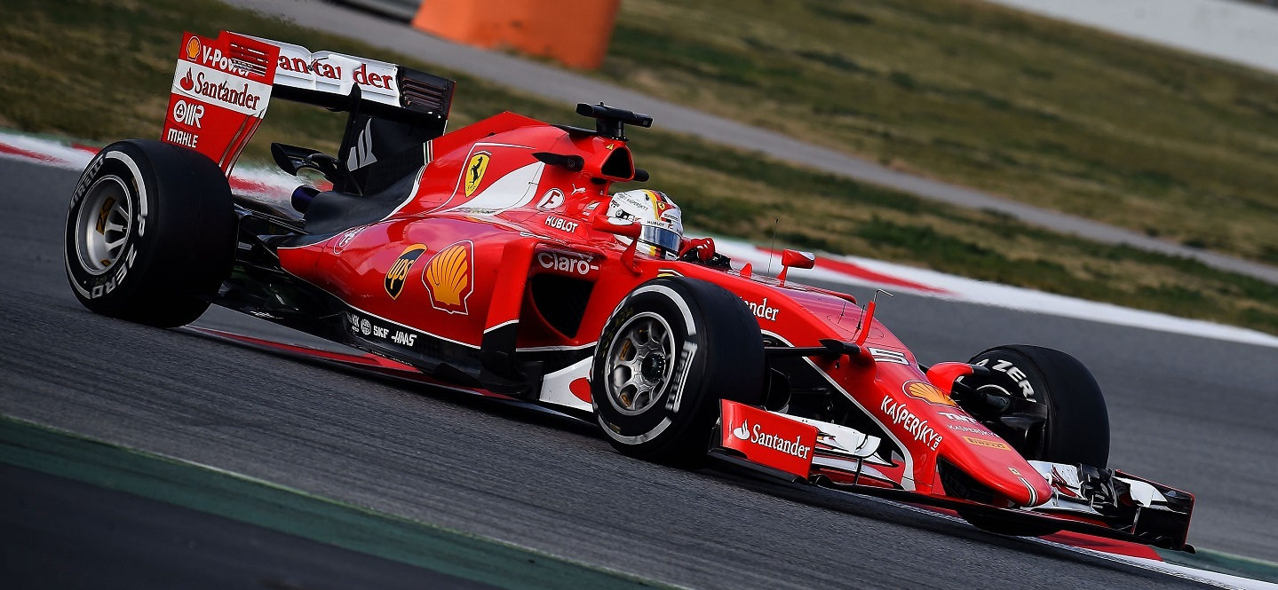 TEST F1 BARCELLONA 2015
