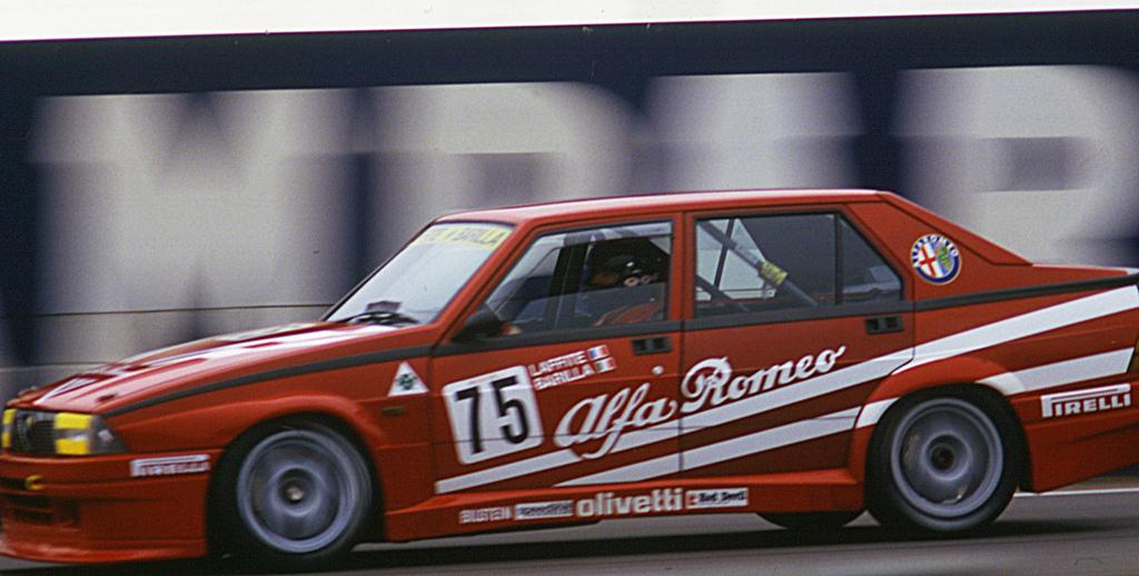 Alfa Romeo 75 WTCC 1987