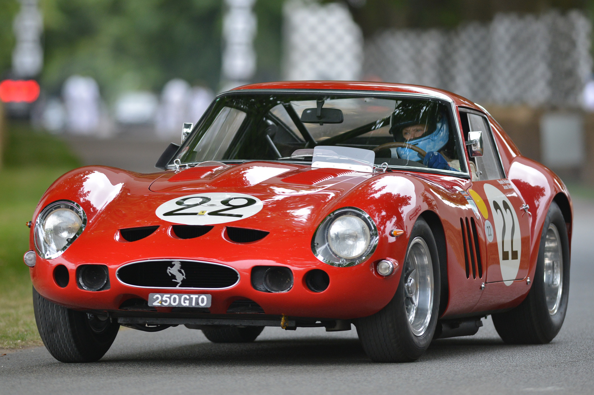 Ferrari 250 GTO Goodwood