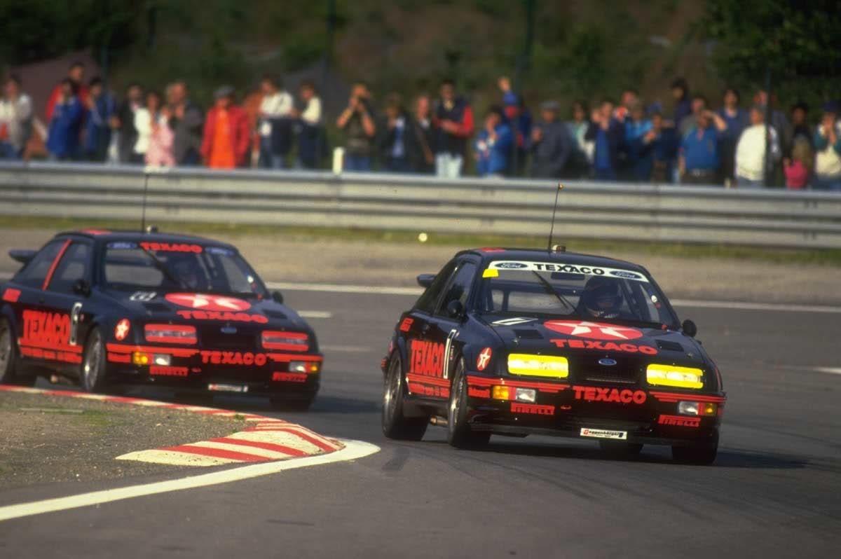 Klaus Ludwig 1987 WTCC