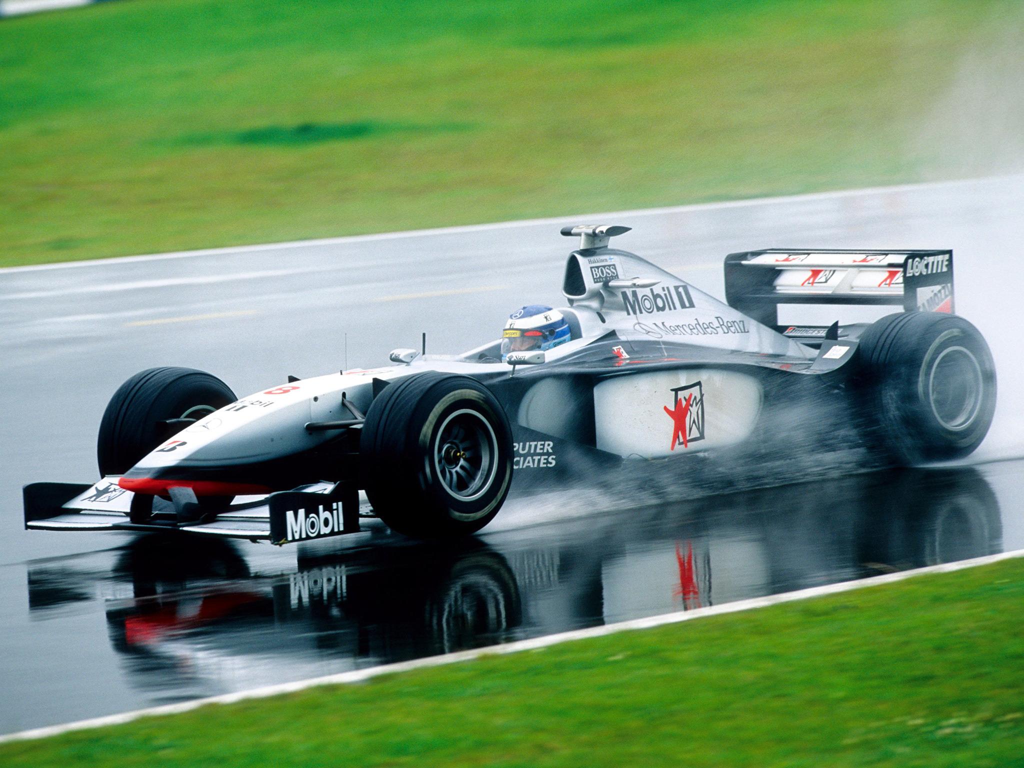 McLaren MP3-13 Mika Häkkinen