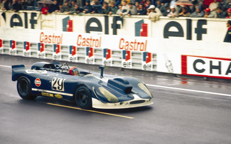 Porsche 908 Le Mans 1970