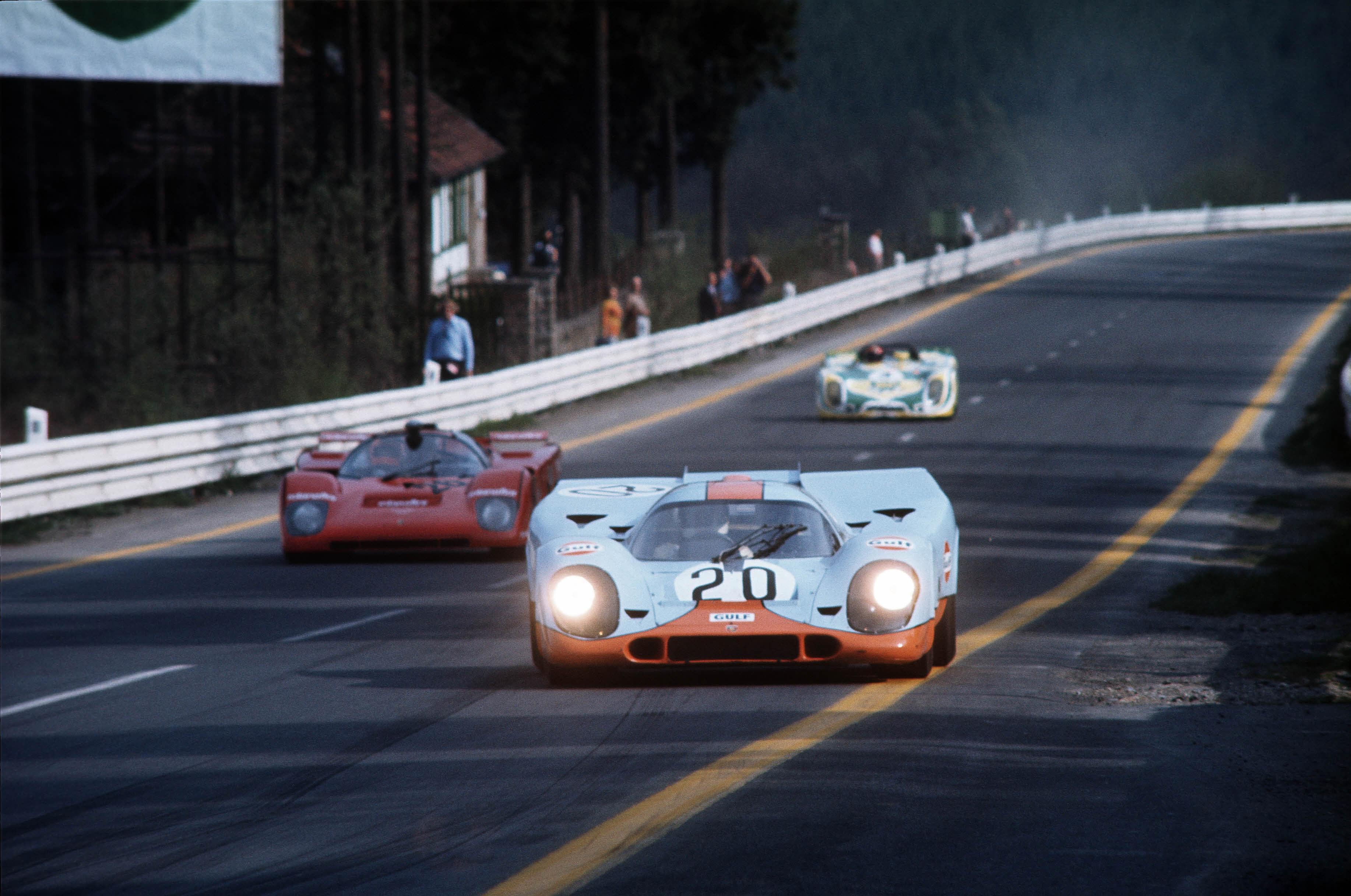 Porsche 917 Spa 1971