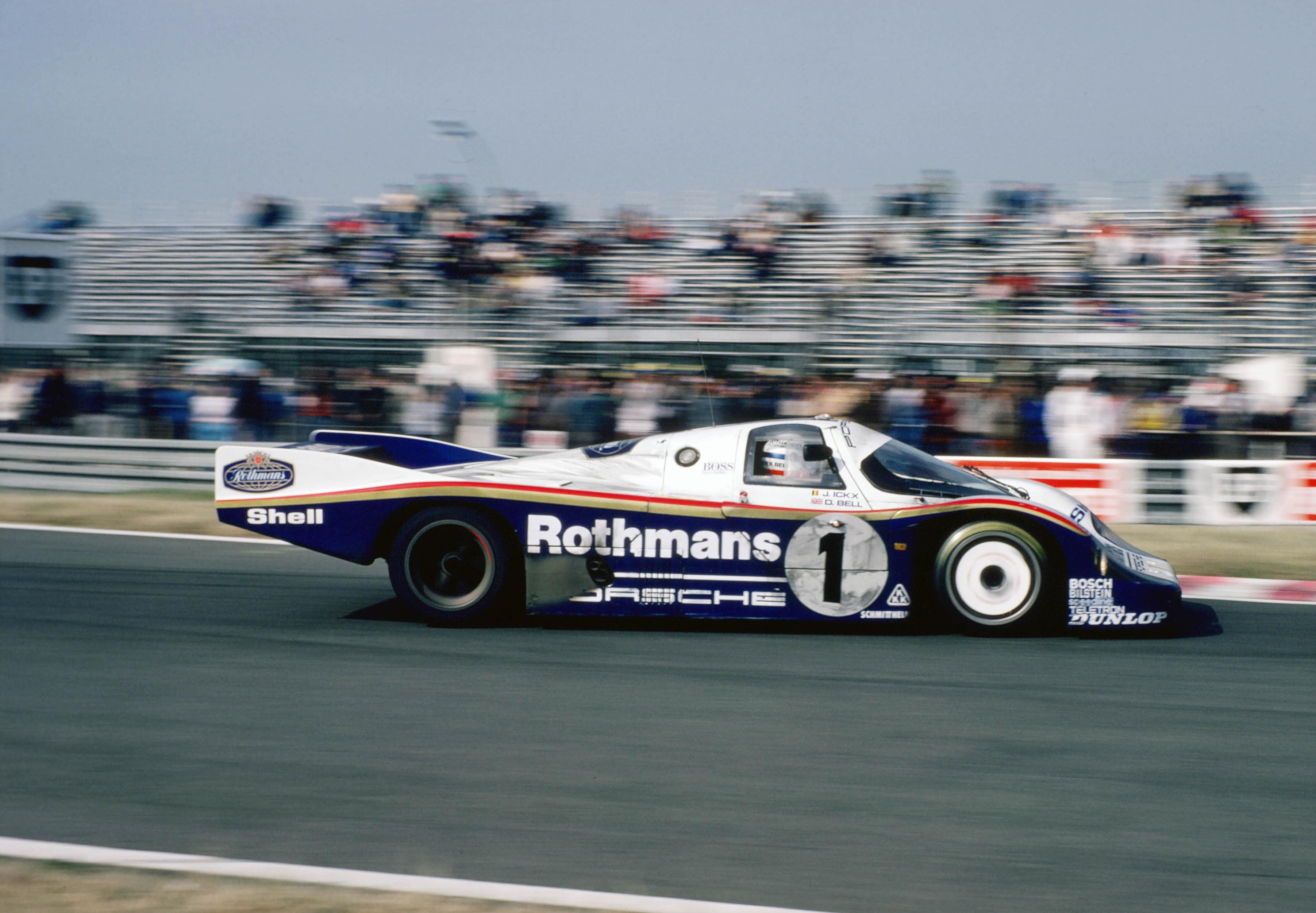 Porsche 956 Le Mans