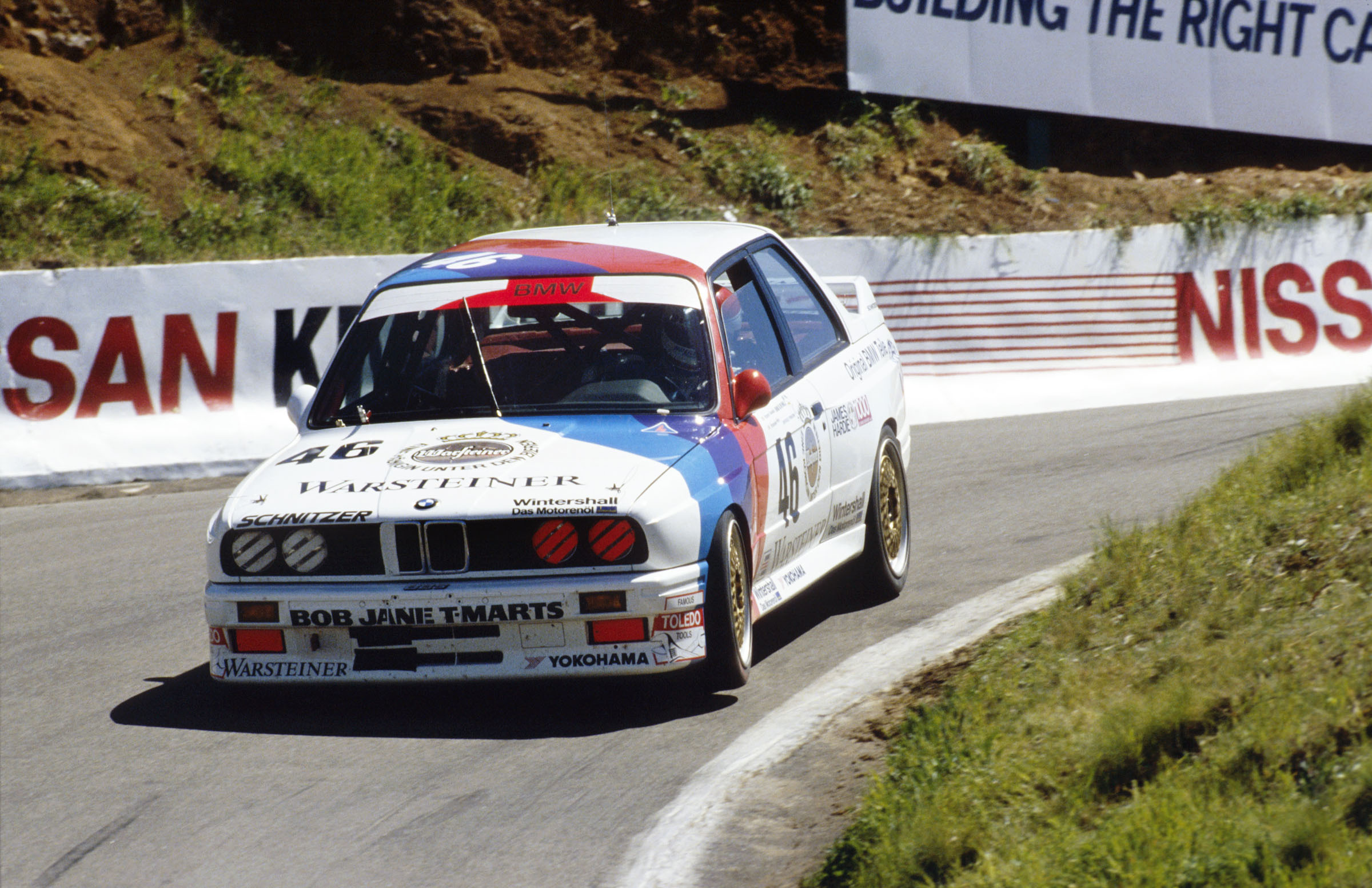 Roberto Ravaglia 1987 WTCC Bathurst