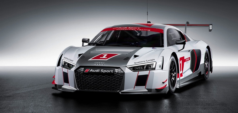 audi motorsport r8 lms gt3 temporada 2015