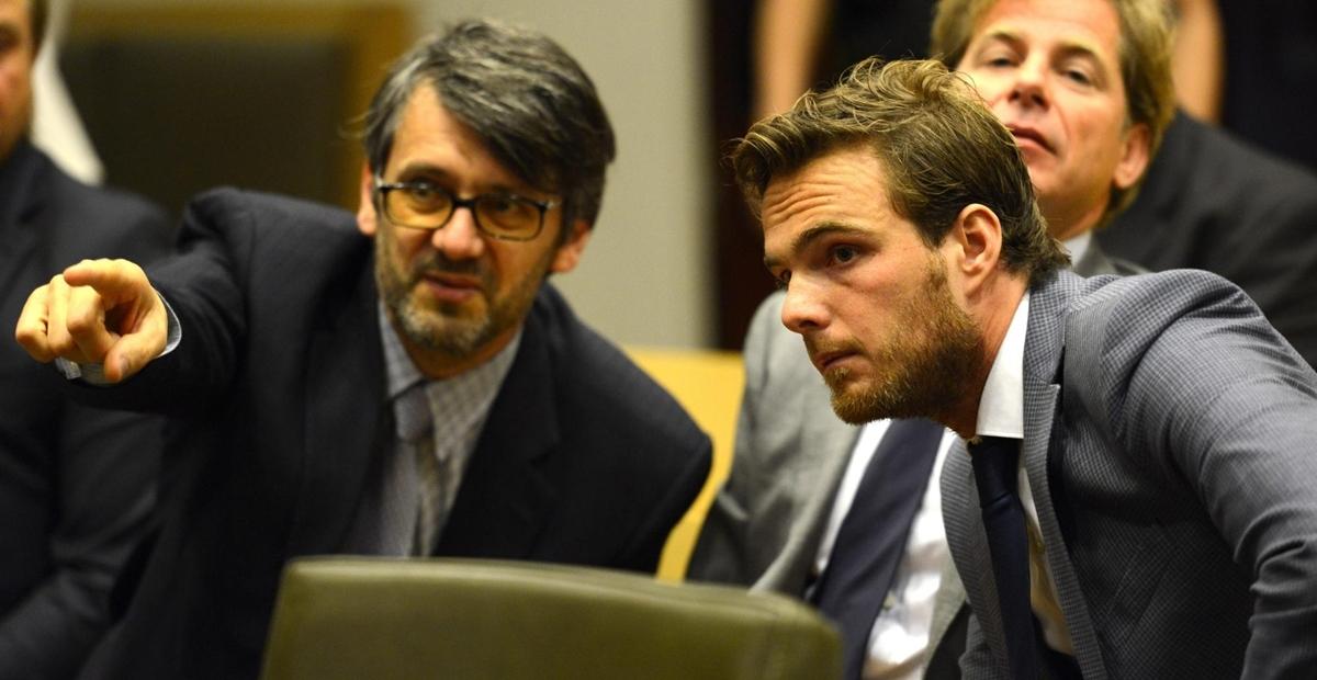 Van Der Gaarde court appearance