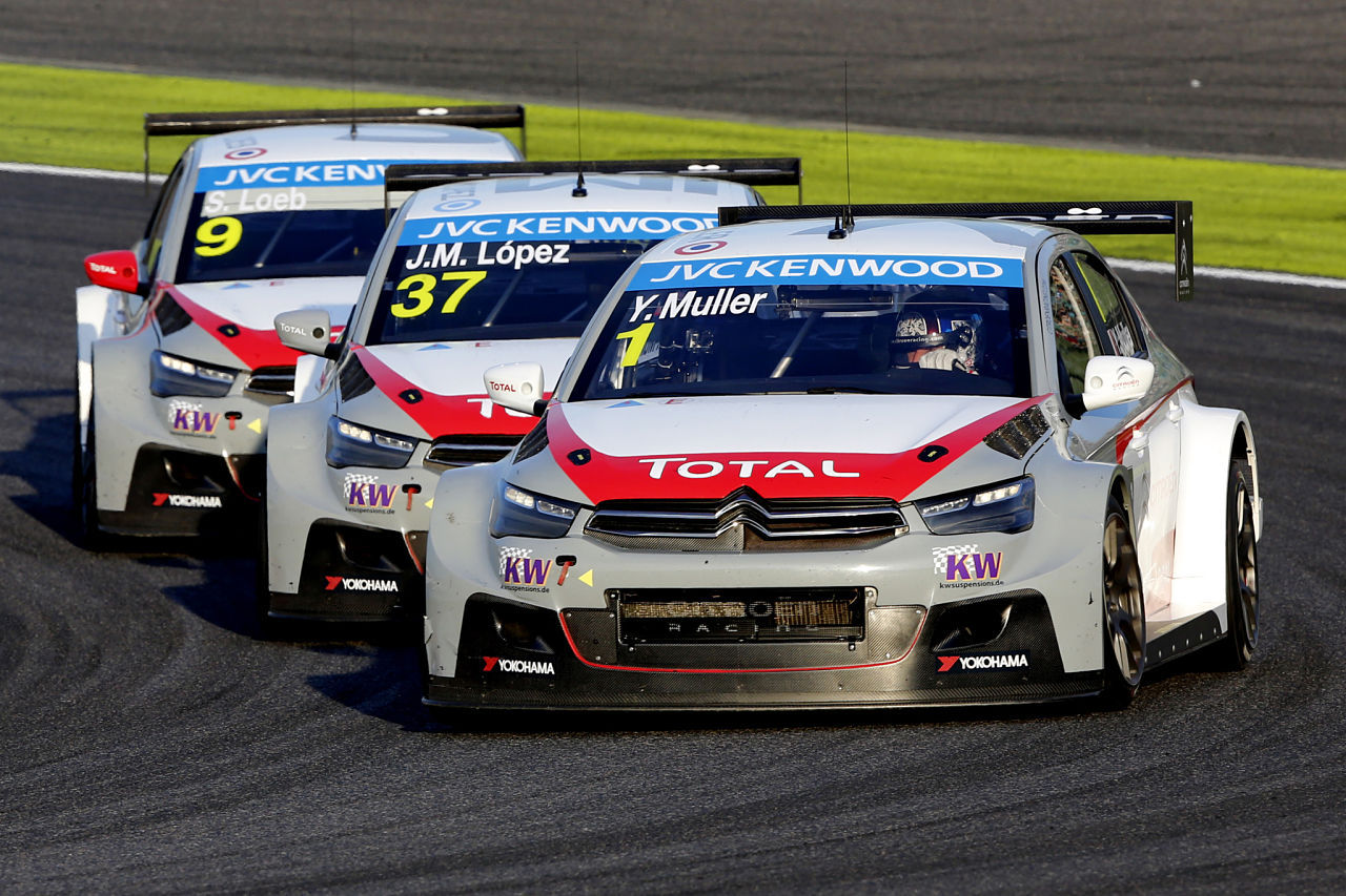FIA WORLD TOURING CAR CHAMPIONSHIP 2014 - SUZUKA - JAPAN