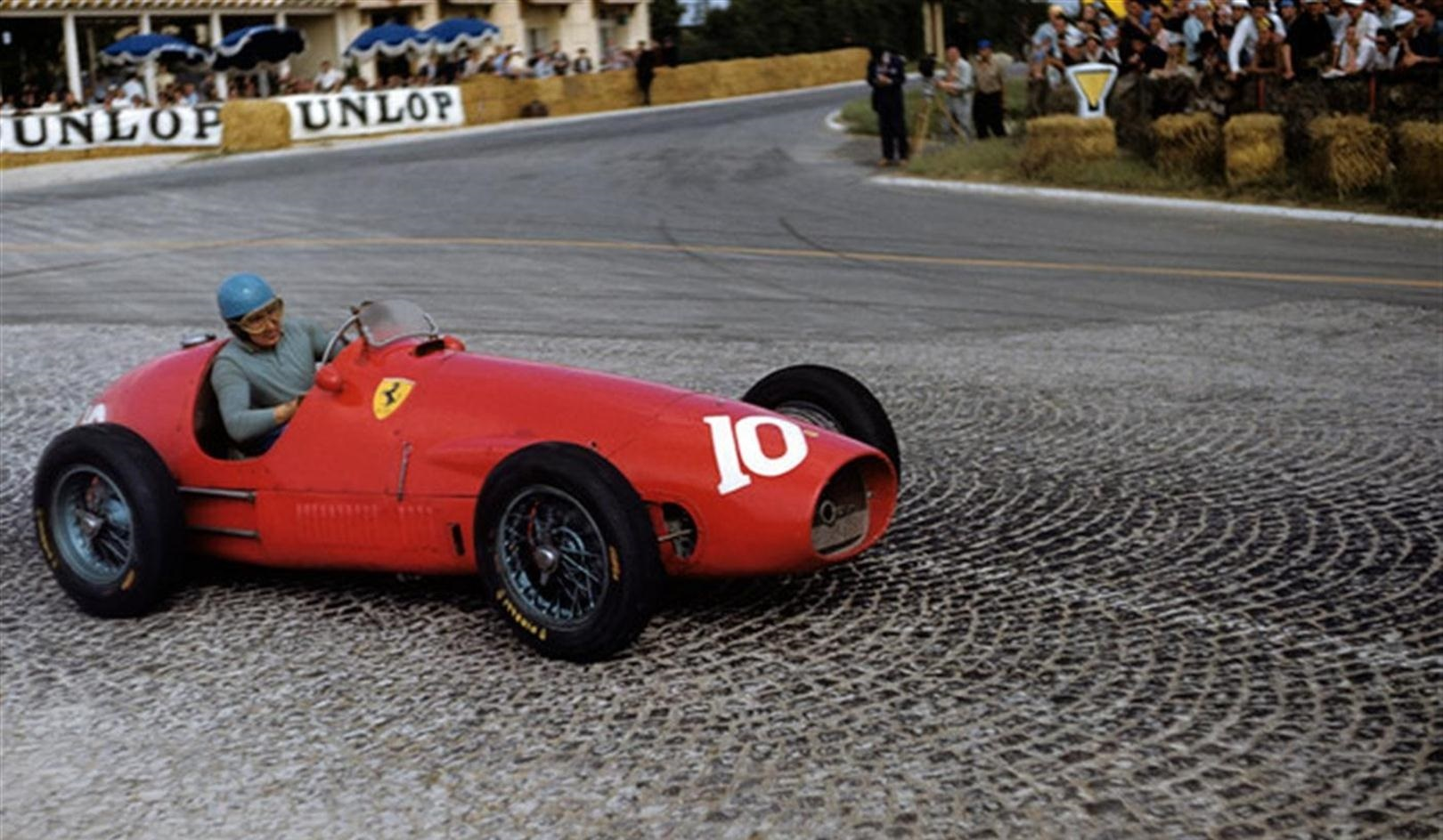 Alberto Ascari Ferrari