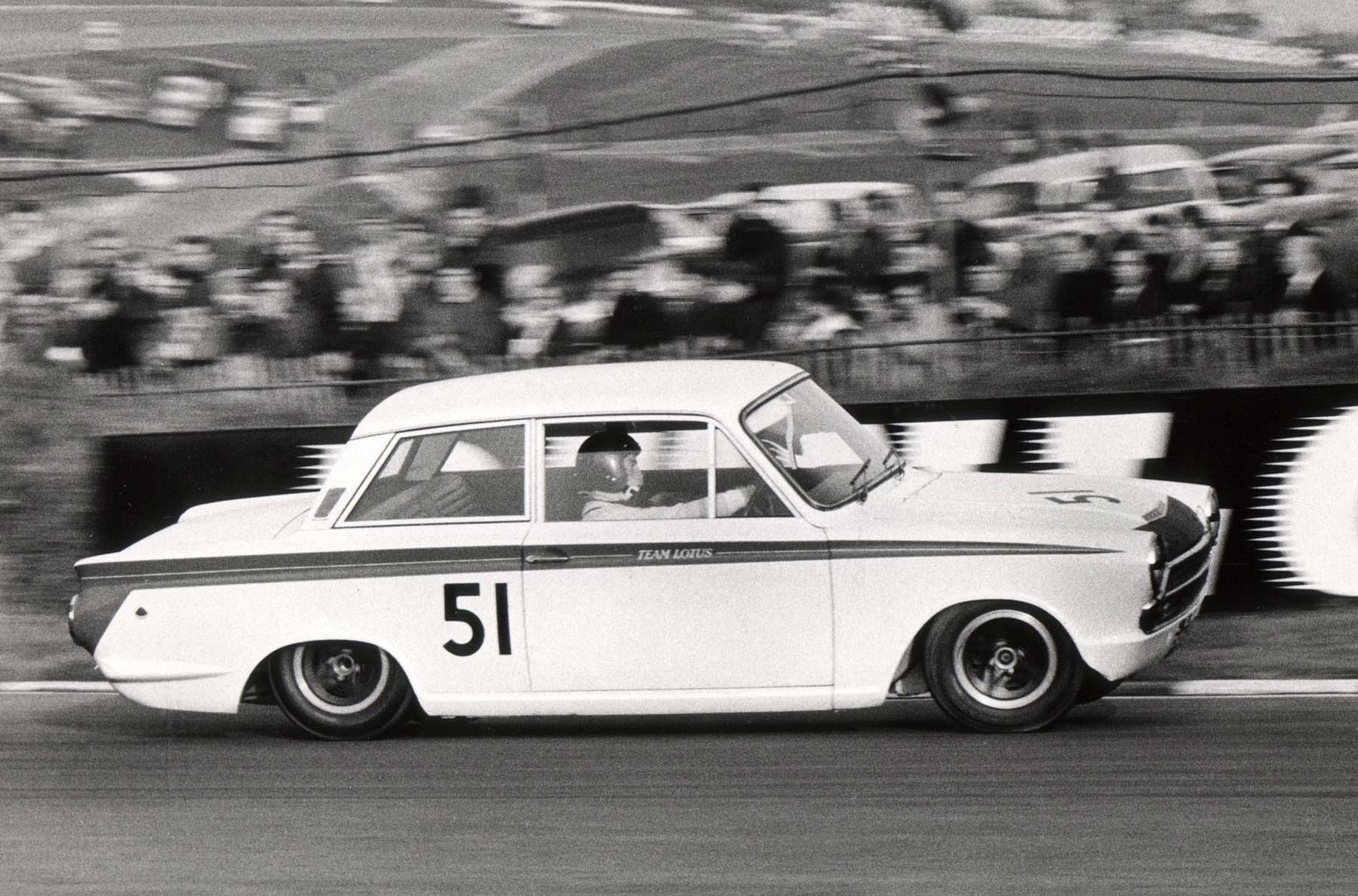 Ford Cortina Jim Clark