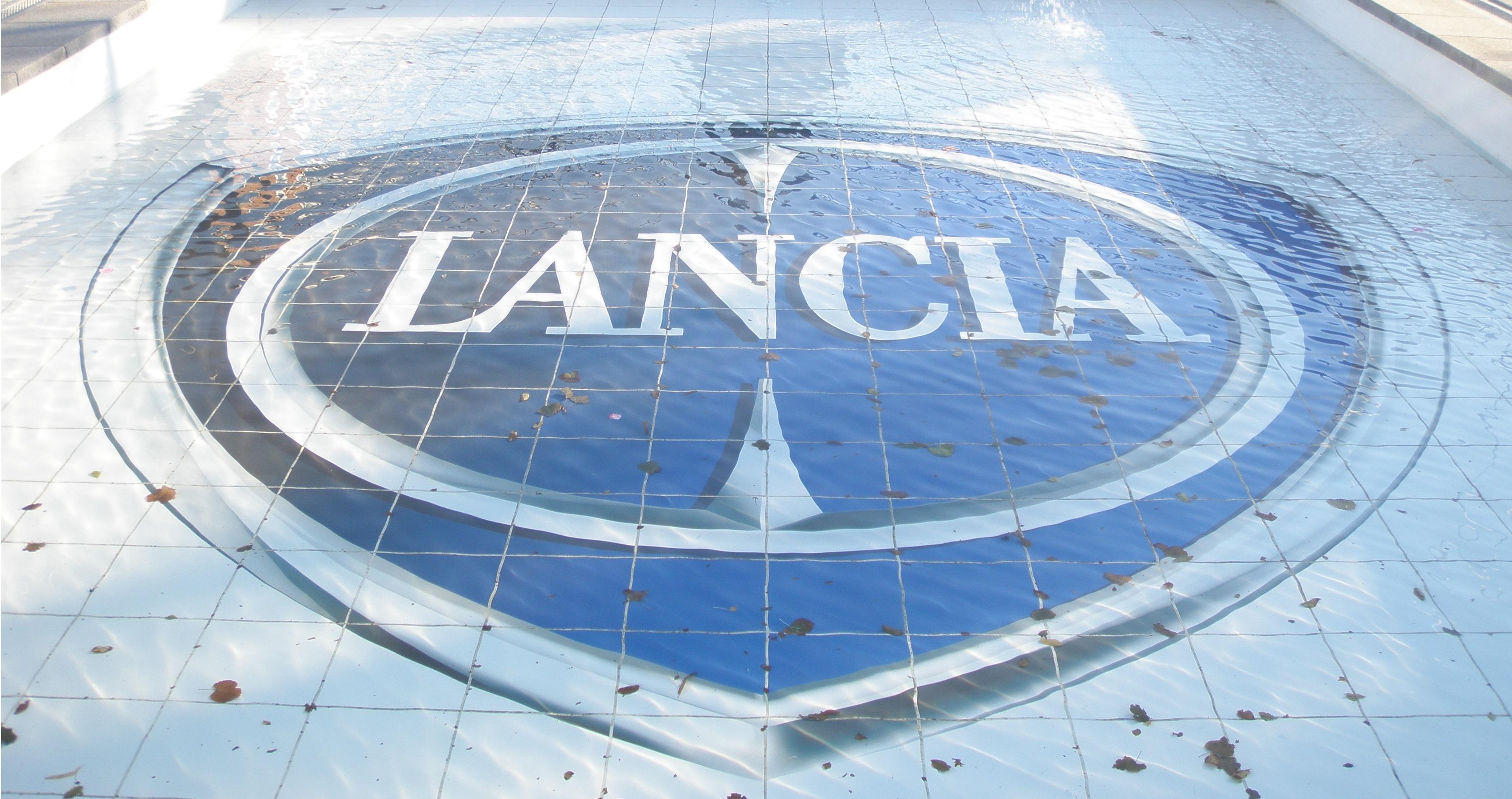 Logo Lancia Piscina
