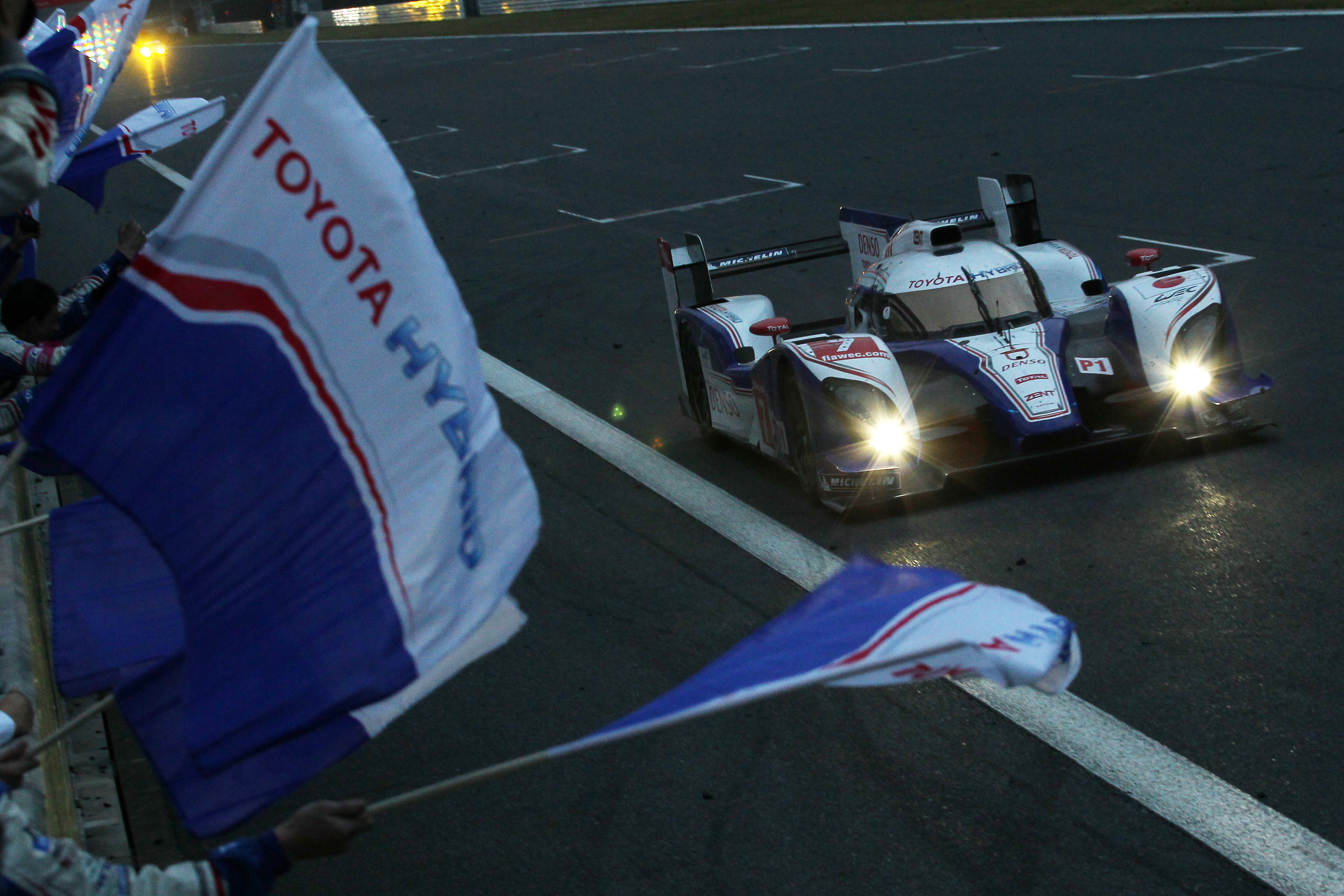 Toyota World Endurance Championship