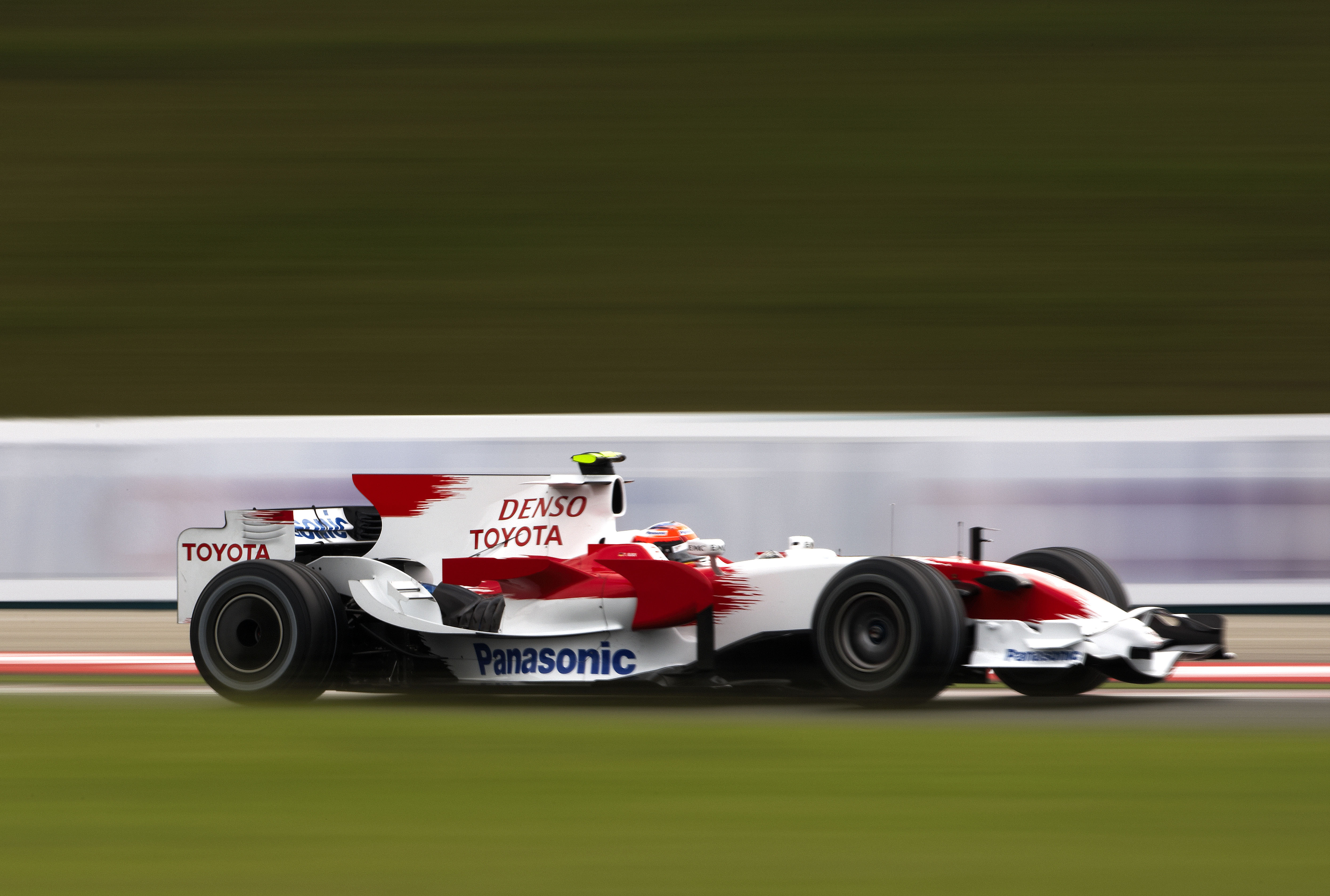 Toyota TF108 Timo Glock
