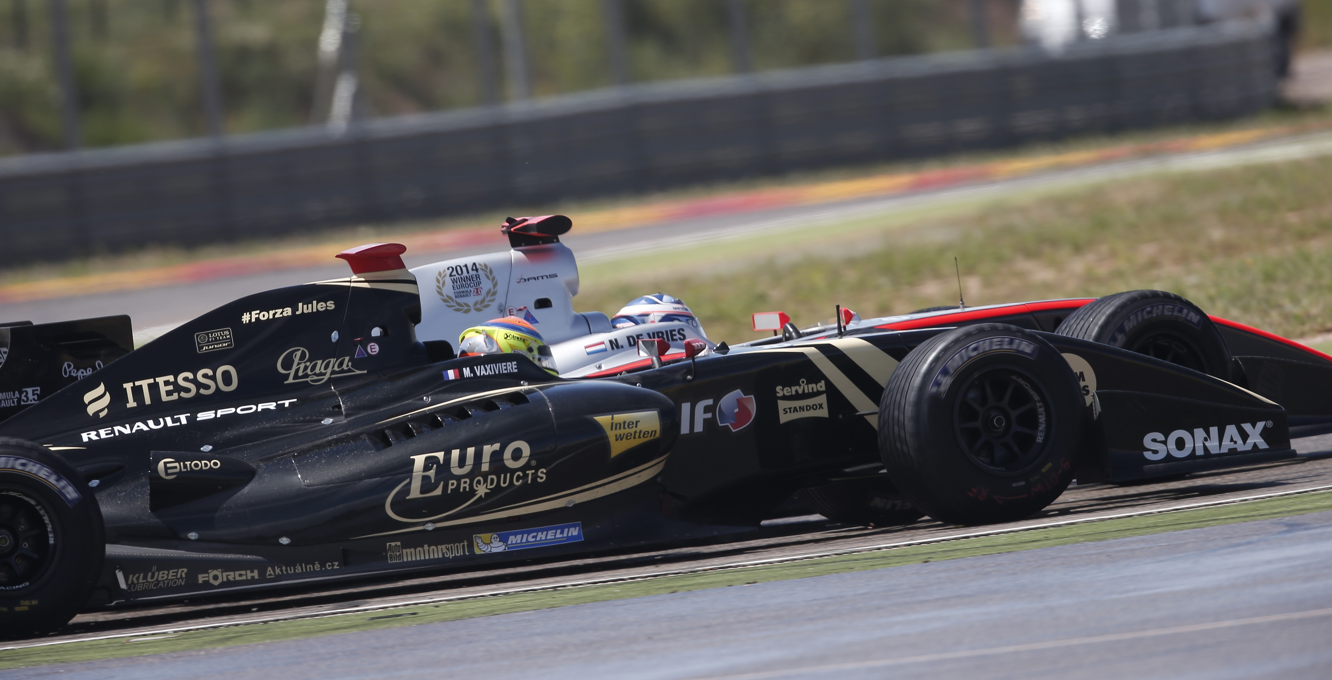 AUTO - WSR MOTORLAND ARAGON 2015