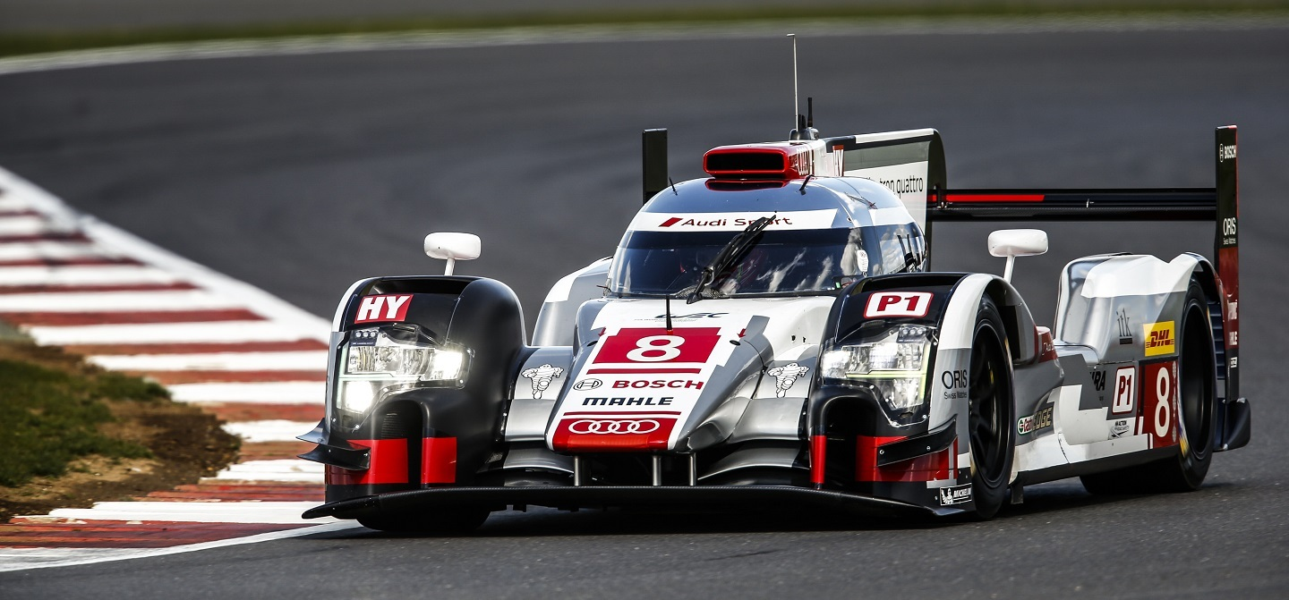 AUTO - WEC 6 HOURS OF SILVERTSONE 2015
