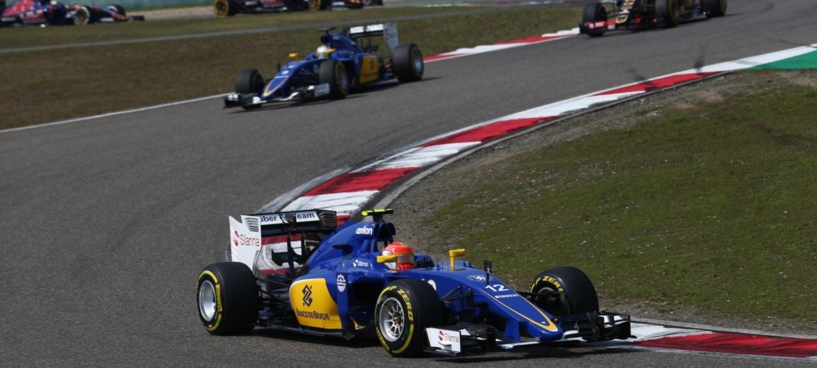 Chinese Grand Prix, Shanghai 09 - 12 April 2015