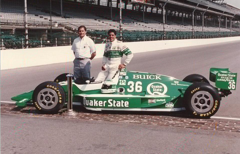 1992 Roberto Guerrero Indy 500