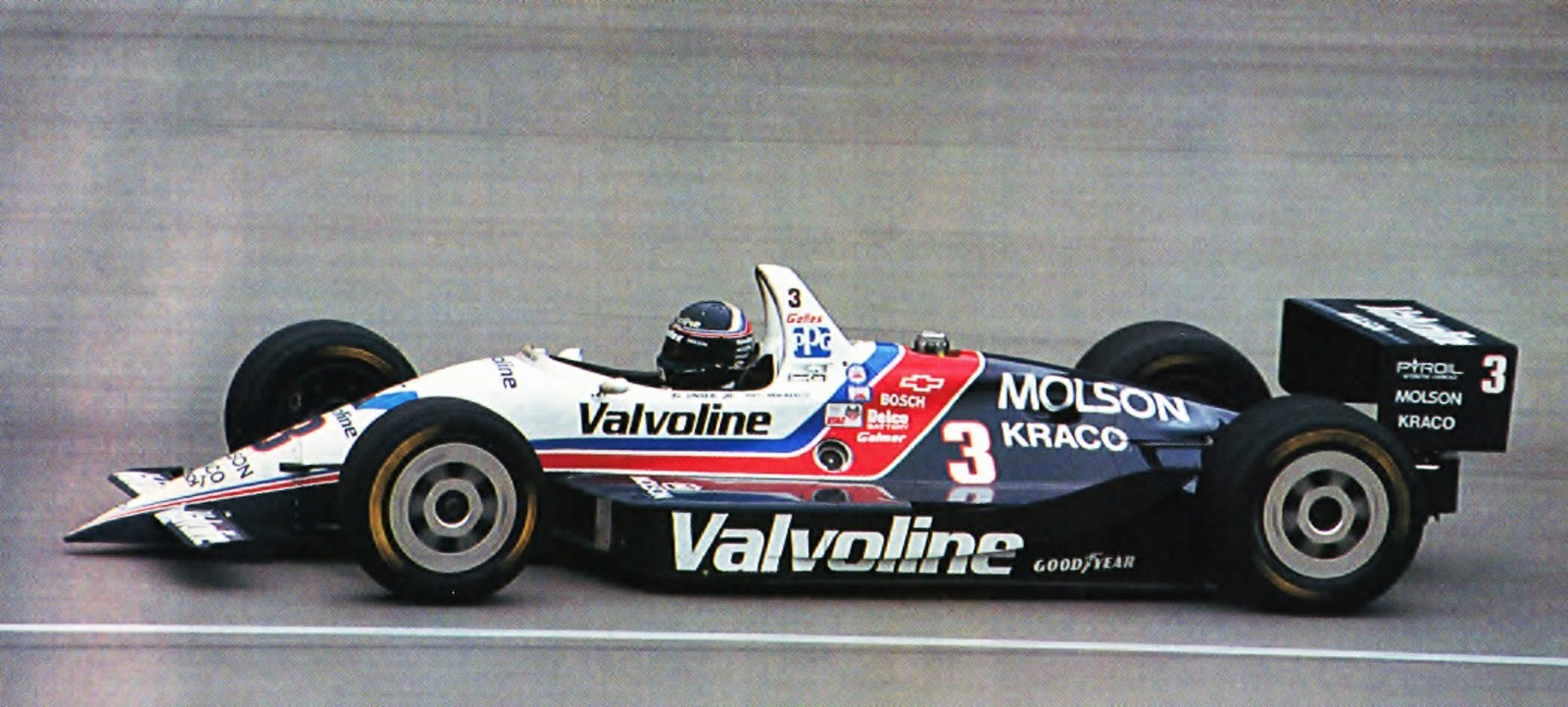 Al Unser Jr 1992 Indy 500