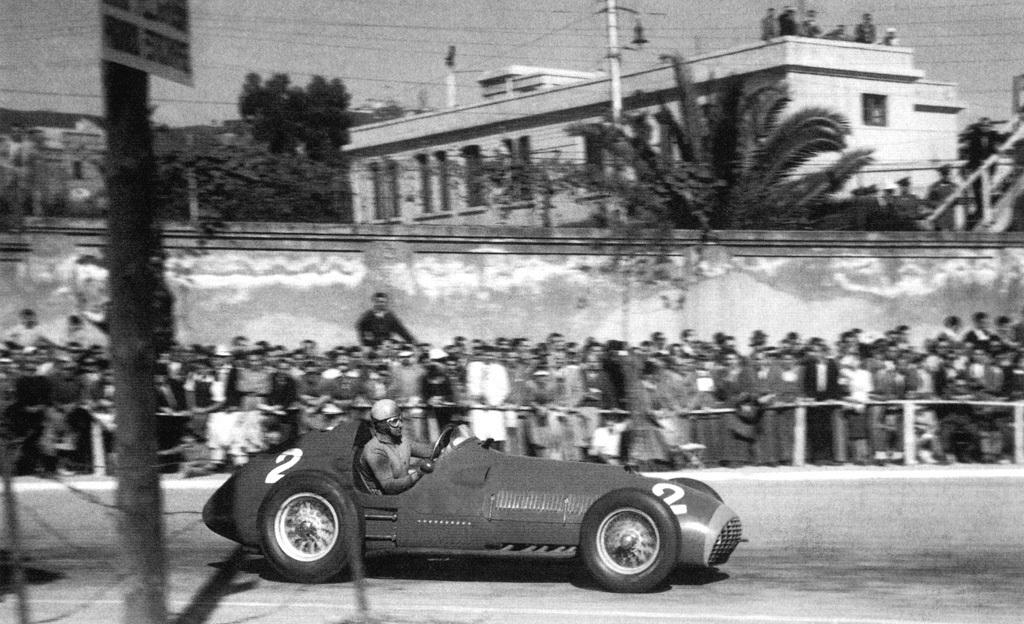 Alberto Ascari 1951 Pedralbes