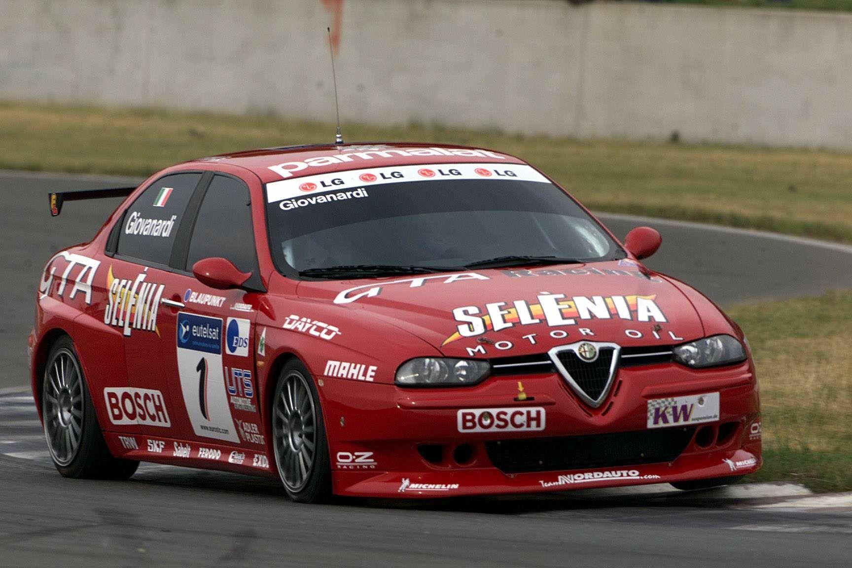 Alfa Romeo 156 ETCC