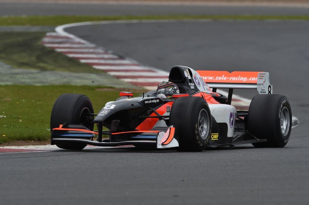 Antonio Pizzonia 2015 Silverstone