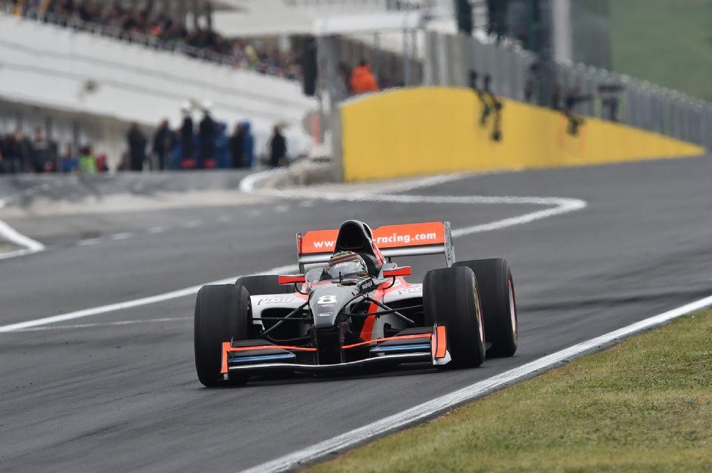 Antonio Pizzonia Hungaroring Auto GP 2015