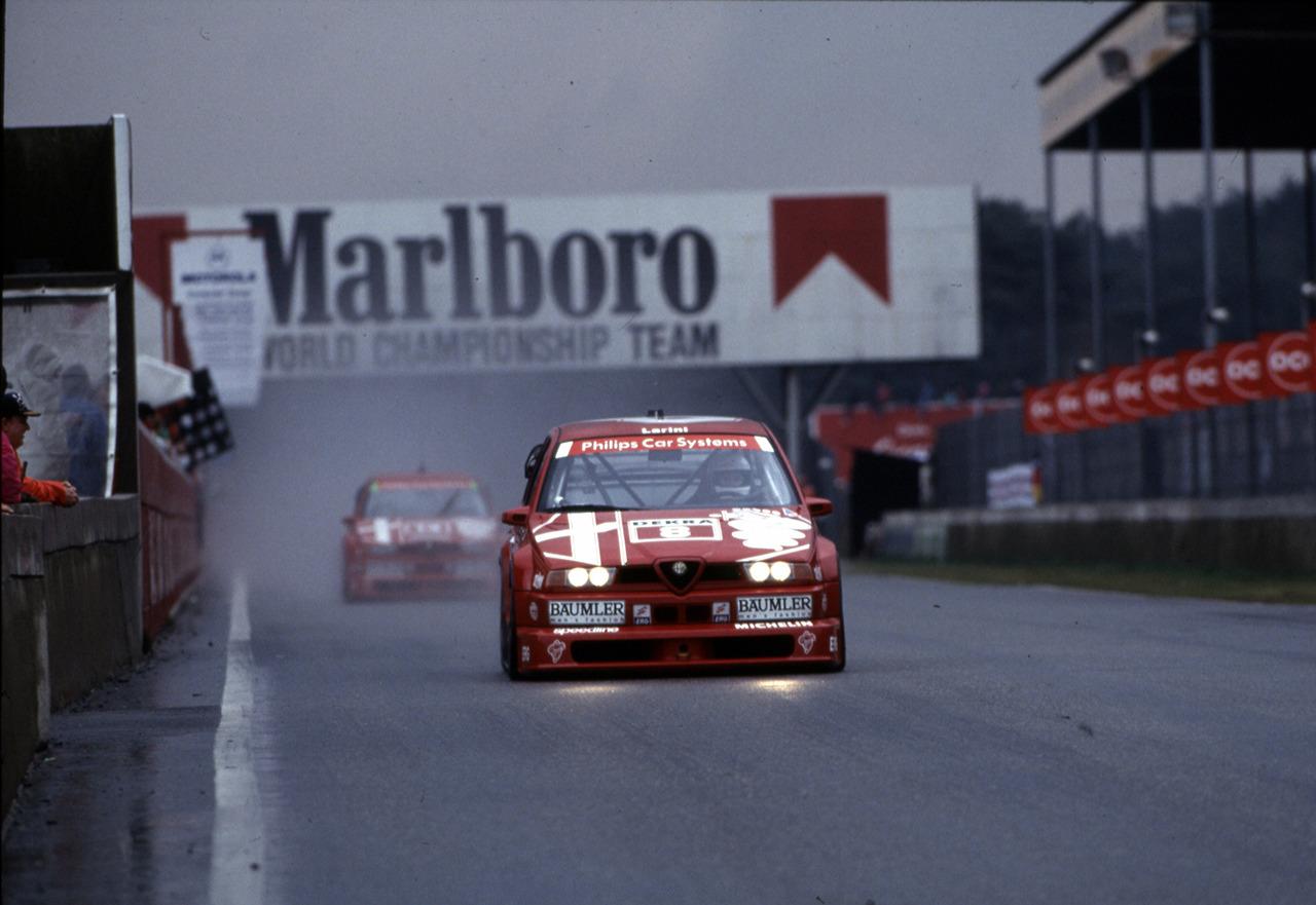 DTM Alfa Romeo Zolder 1993