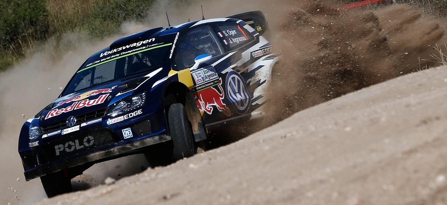 AUTOMOBILE: WRC Rally Argentina- WRC -17/04/2015