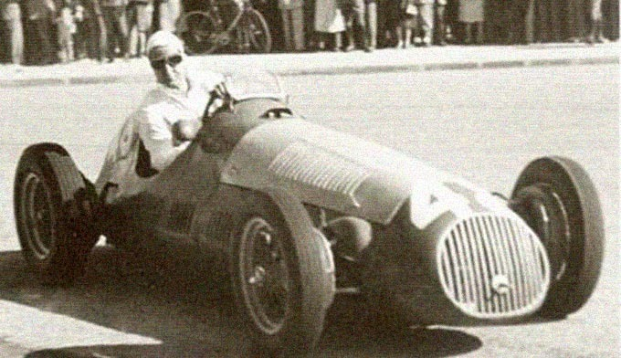 Francisco Godia 1951 Pedralbes