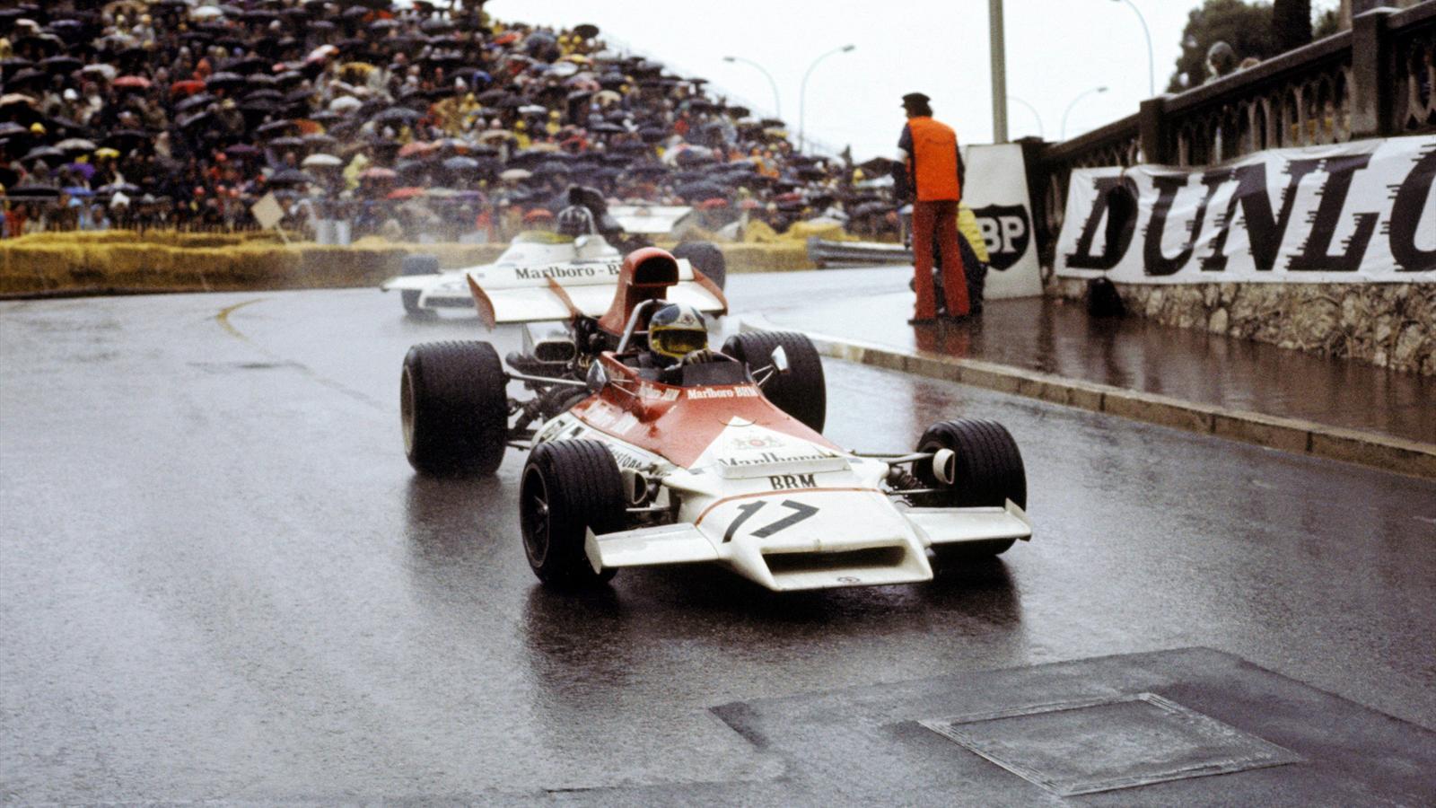 Jean Pierre Beltoise Monaco 1972