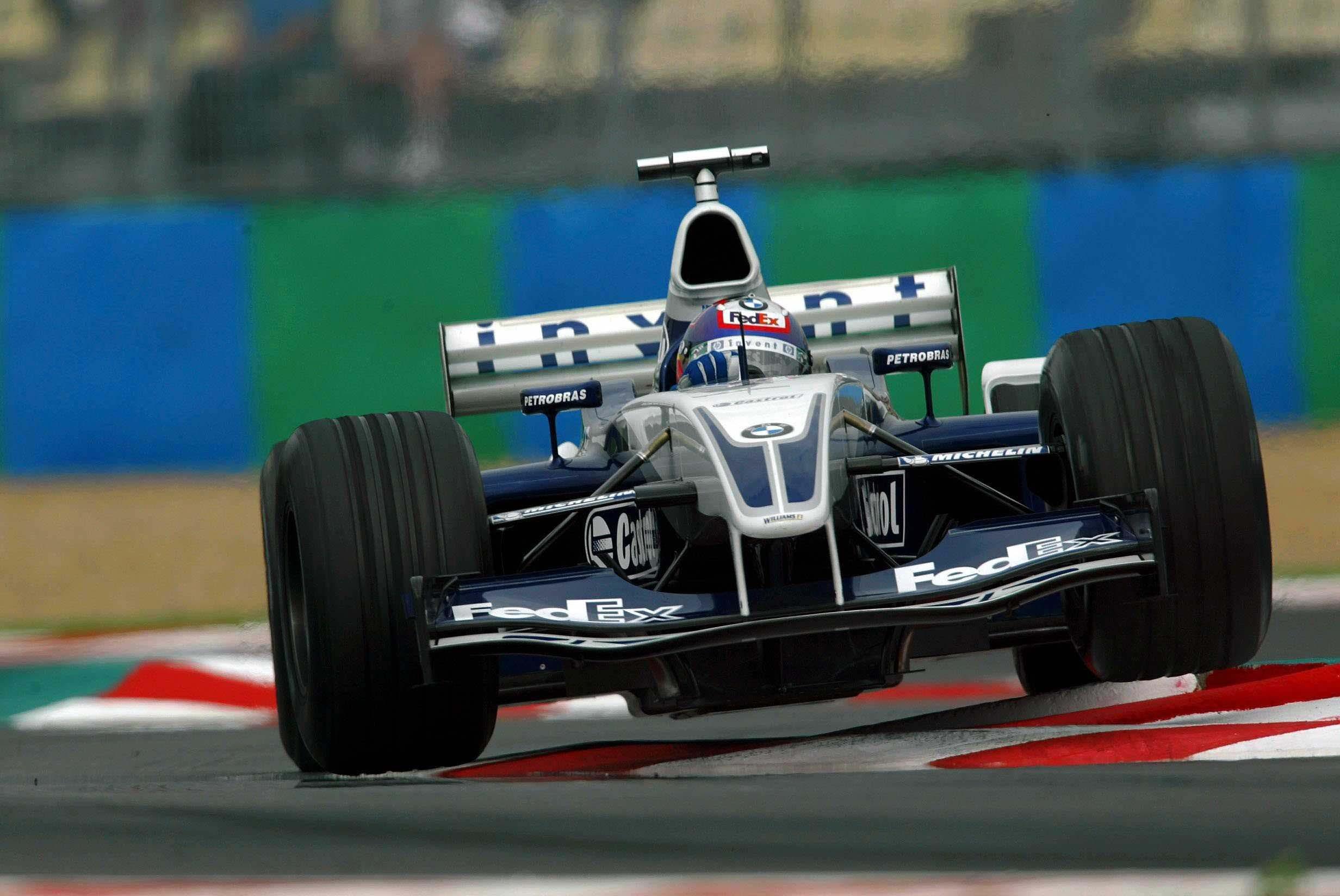 Juan Pablo Montoya 2003 Williams FW25