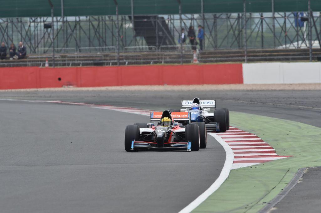 Luis Sa Silva 2015 Silverstone