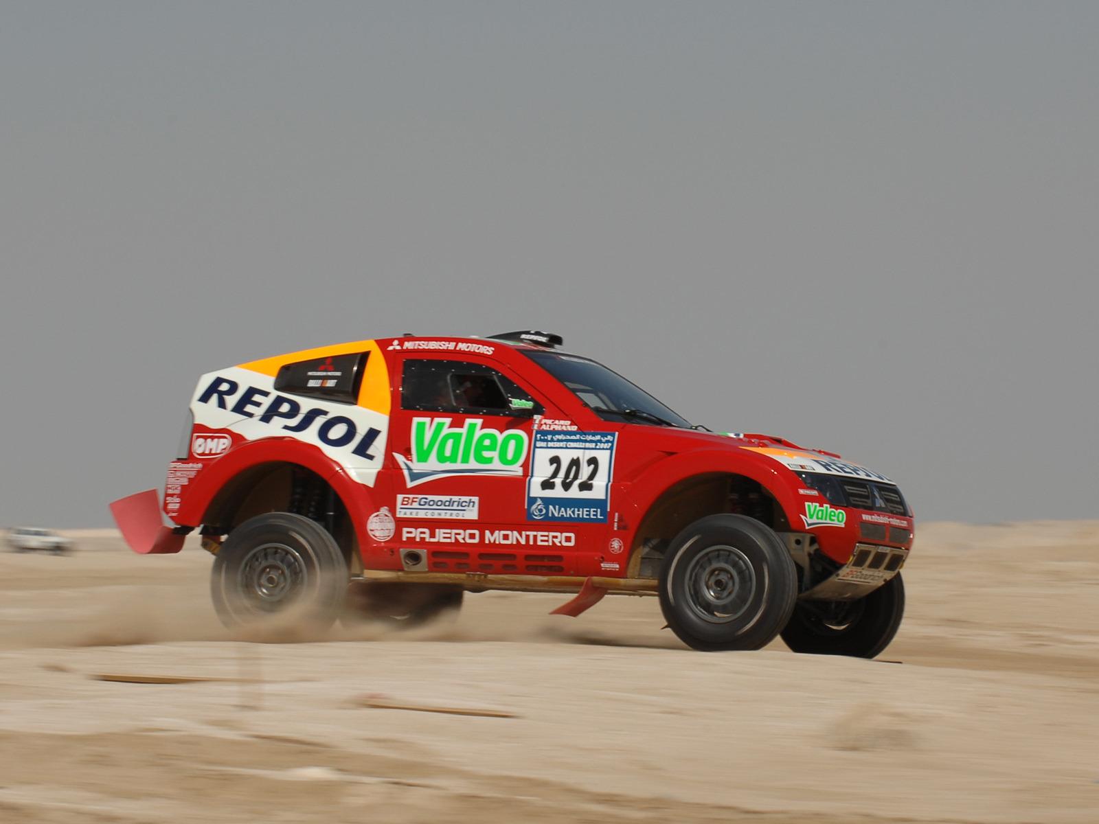 Mitsubishi Montero Evo