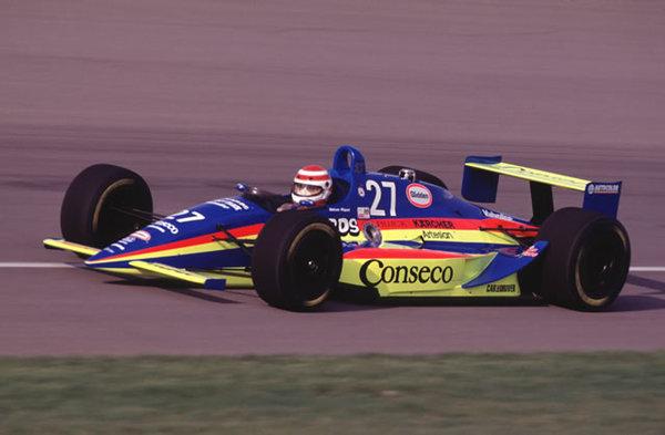 Nelson Piquet 1992 Indy 500