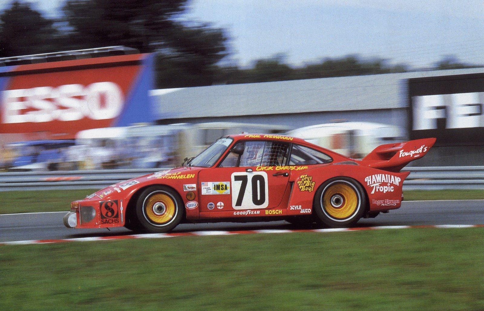 Porsche 935 Paul Newman 1979