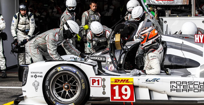 AUTO - WEC 6 HOURS OF SPA 2015
