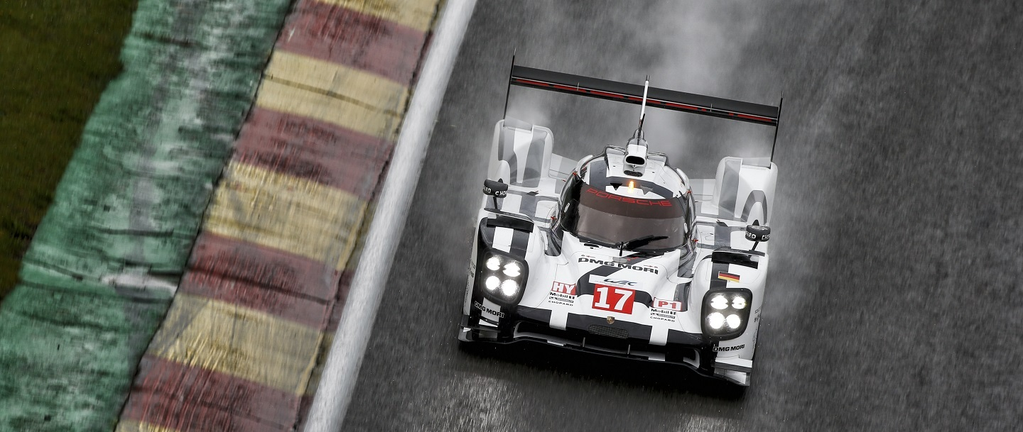 AUTO - WEC 6 HOURS OF SPA 2015