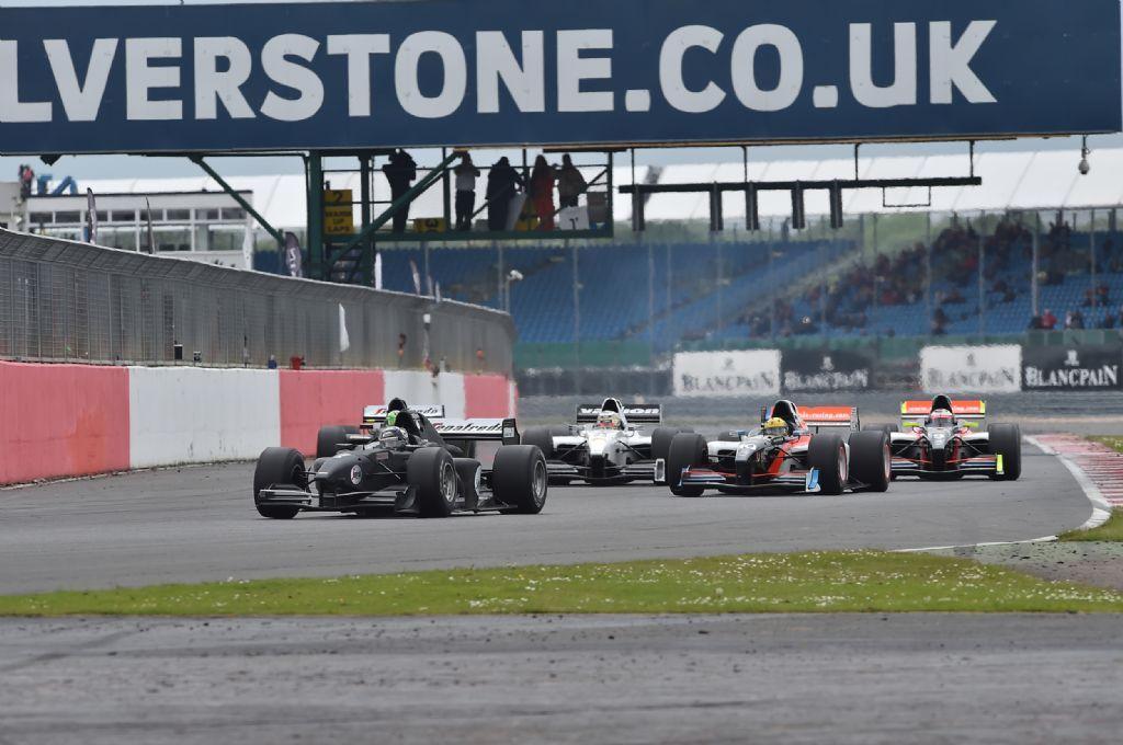 Auto GP Silverstone Salida 2015