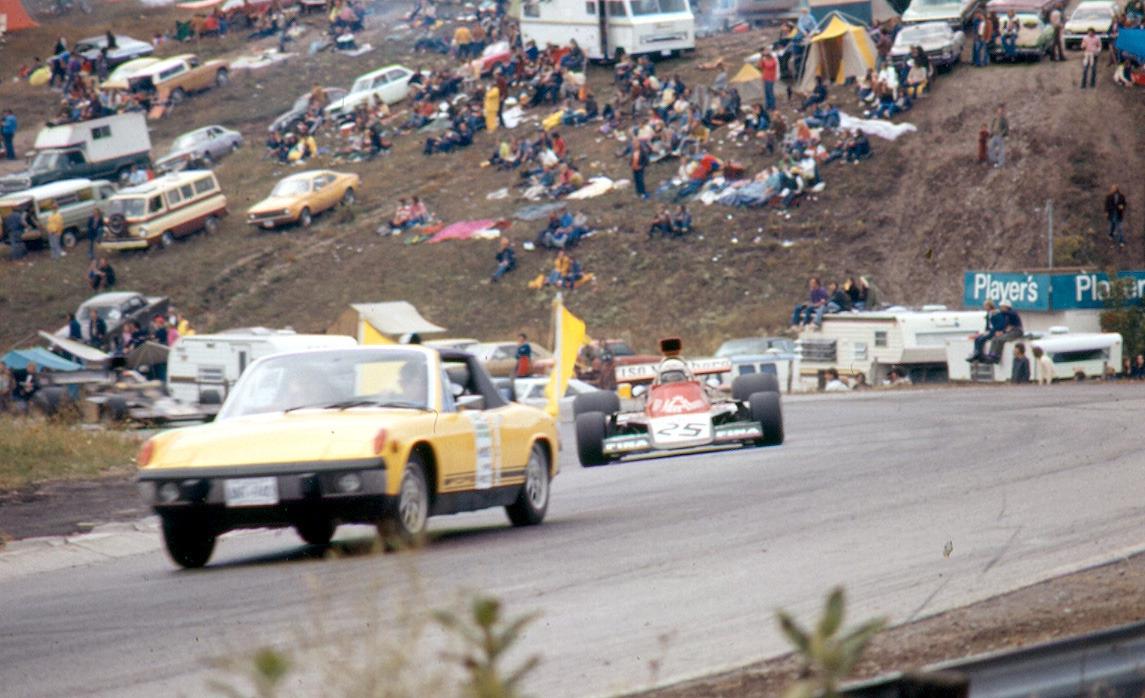 Howden Ganley 1973 GP Canadá