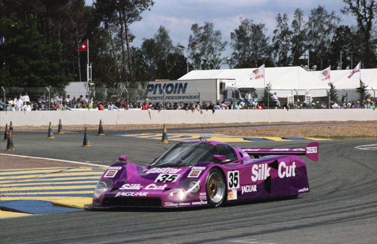 Jaguar XJR12 Le Mans 1991
