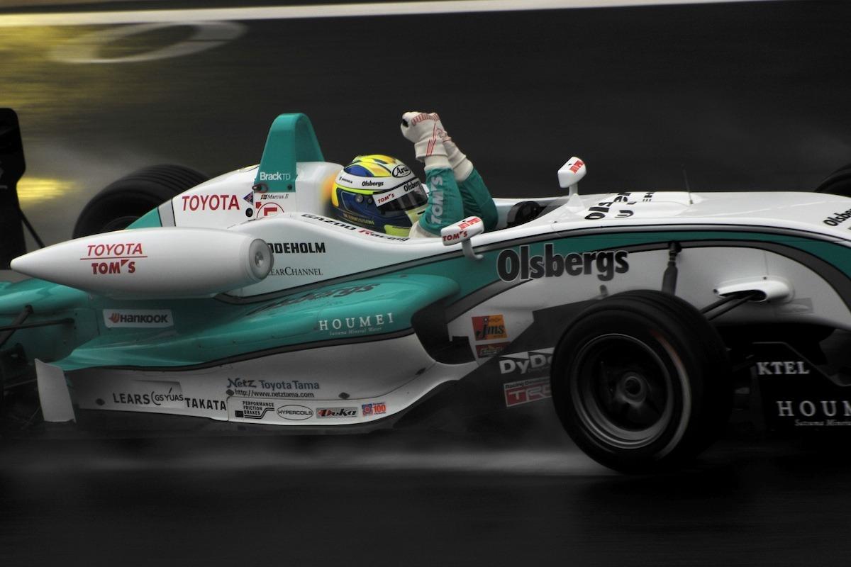 Marcus Ericsson 2009 F3 Japón
