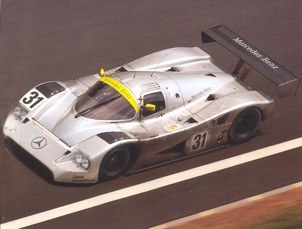 Mercedes C11 Le Mans 1991