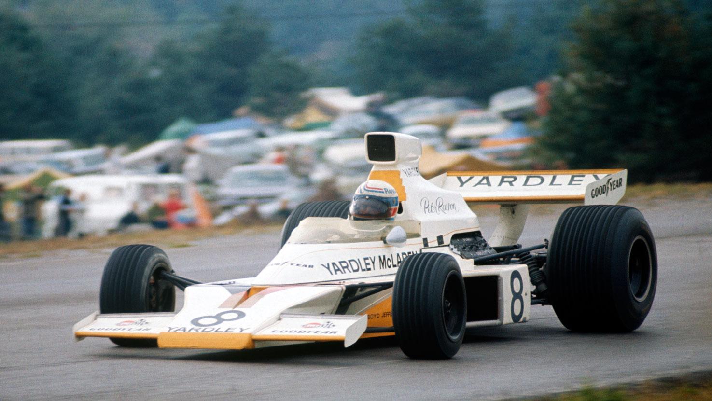 Peter Revson 1973 GP Canadá